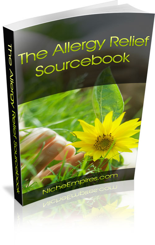 Product picture Alergy Relief SourceBook